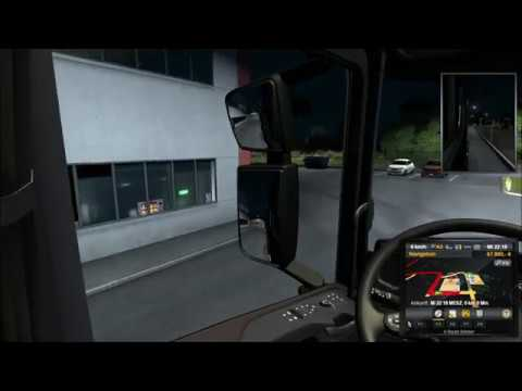 Euro Truck Simulator 2 (1.35.0.70s) - Beta - Schluckauf