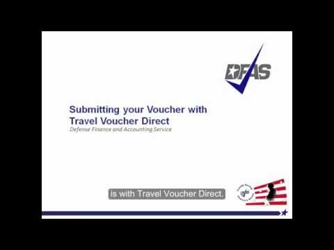 How to Submit and Check the Status of Your Travel Voucher