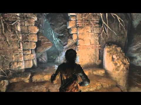 Rise Of The Tomb Raider - Flooded Archives Coin Caches