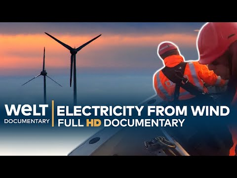 Wind Turbine Construction - Harnessing The Wind | Full Documentary
