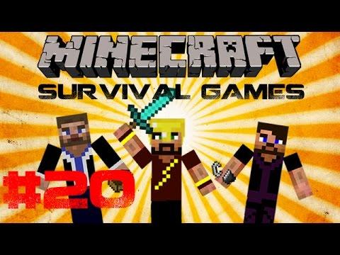 Survival Games Fails #20 - Photo Shoot! w/ Conor & John