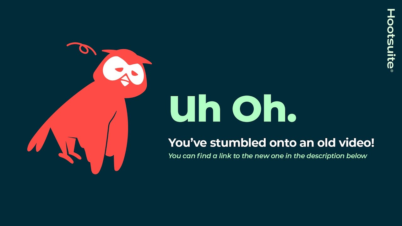 hootsuite academy Hootsuite is the most widely used platform for managing social media, loved by over 15 million people around the globe and trusted by more than 800 of the fo.