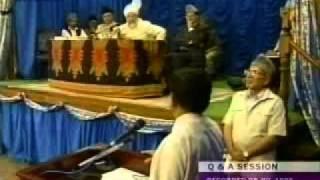 Way to God - Ahmadiyya Khalifa explains (Urdu)