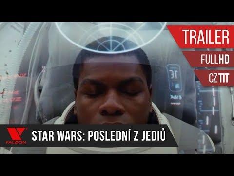 Star Wars: Poslední z Jediů (2017) - Full HD teaser - české titulky