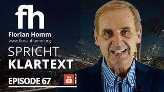 Das Grundeinkommen - Gibt es überhaupt eine Alternative? | Florian Homm spricht Klartext #67