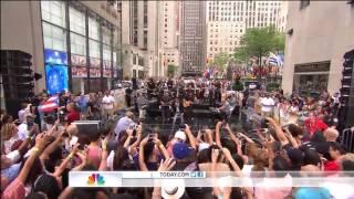 Marc Anthony  Vivir Mi Vida  on Today Show