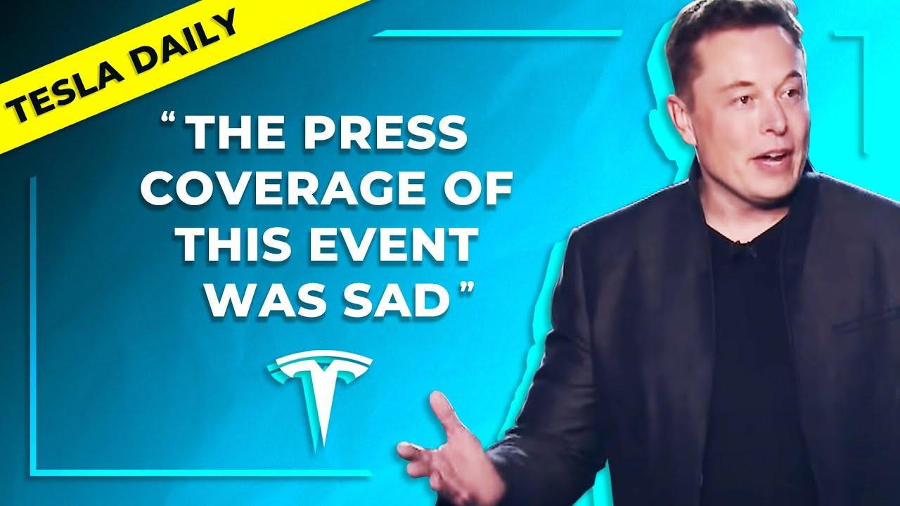 Elon Musk Talks TSLA Stock, Battery Day Reactions, EV Market + Tesla Interest in LG Investment?