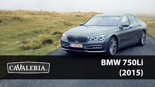 BMW 750Li 2015 - full review - Cavaleria.ro