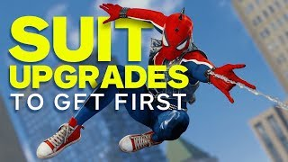 Spider-Man PS4: The Best Suit Mods and Powers