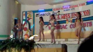 hnvs mr and ms intrams 2009