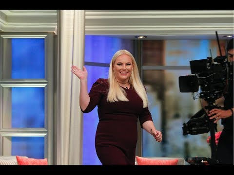 Meghan McCain Joins 'The View' As CoHost  The View