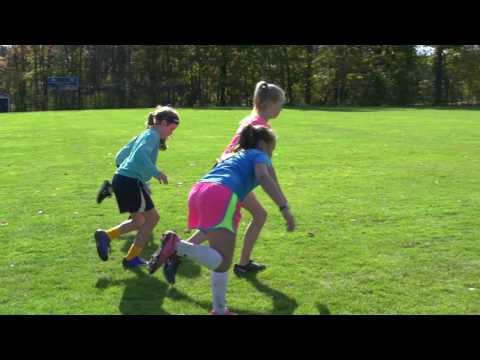 UNE Physical Therapy's Coach Ready ACL injury prevention program