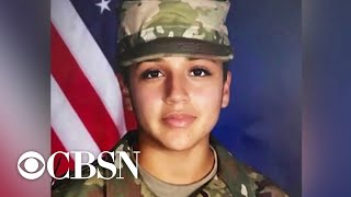 Family of missing soldier Vanessa Guillen speaks out after possible remains found