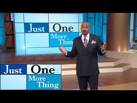 Who does this ?|| STEVE HARVEY