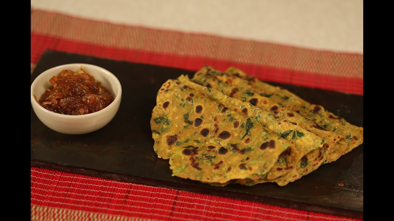 how to make thepla by sanjeev kapoor