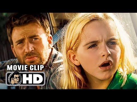 GIFTED Movie Clip - Special Breakfast (2017) Chris Evans Drama HD