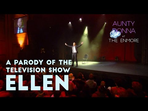 Ellen (or: A Parody of the Television Show Ellen) - Live at the Enmore Ep01