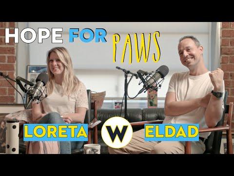 JESSE'S OFFICE (Ep #11) 'Hope for Paws' with ELDAD HAGAR & LORETA FRANKONYTE
