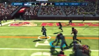 GAMEPLAY - MADDEN NFL 13 - XBOX360