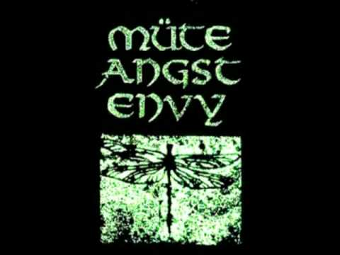 Mute Angst Envy - The Bloodstained Ritual *darkwave* *deathrock*
