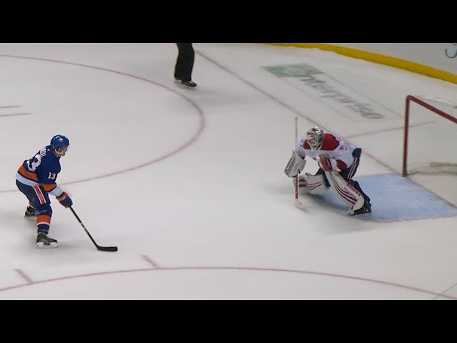 Habs down Isles in shootout
