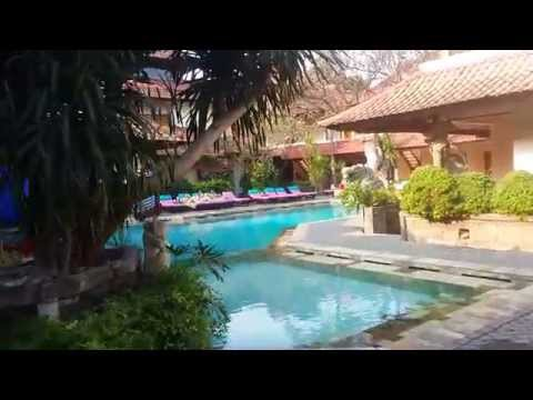 Bounty Hotel Bali 2017 Quick Walk Through Of The As They Were Setting Up For Night You