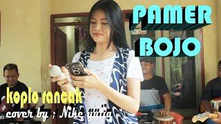 PAMER BOJO tembang jawa cover by ; Nike yulia [ versi latihan ] jembly music electone.