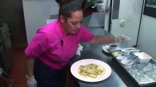 Roasted Butternut Squash Ravioli Recipe And Cooking Demonstration