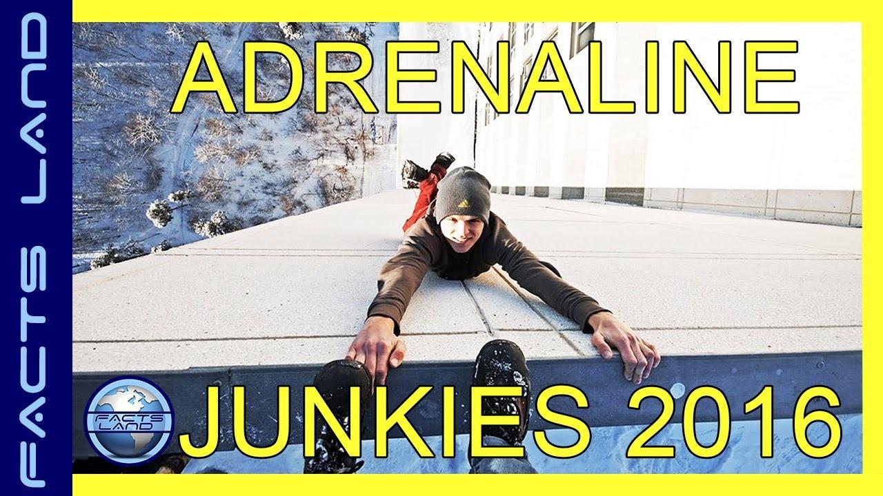 Best Adrenaline Junkies Compilation 2016 Part 1