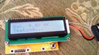 прибор для проверки транзисторов индуктивности и esr конденсаторов(покупал здесь http://ali.pub/b3iy0 Подписывайтесь на нашу группу вконтакте http://vk.com/public112683648 здесь много интересных..., 2014-08-30T06:01:11.000Z)
