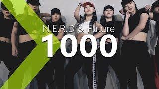 N E R D Future 1000 Jane Kim Choreography