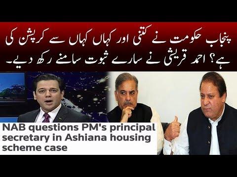 Ahmad Qureshi Expose Punjab Govt | @ Q | 23 February 2018 | Neo News