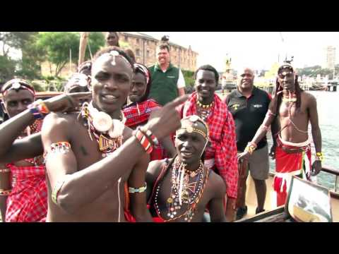 Maasai Cricket Warriors - 2016 Sydney Tour - The Primary Club of Australia