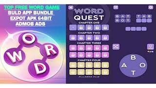 Wordscapes: Word Link   Top Free Word Game   Codecanyon Scripts And Snippets