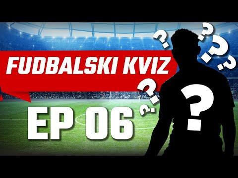 Fudbalski kviz | EP 06 - Testiraj znanje! POGODI FUDBALERA po klubovima u kojima je igrao