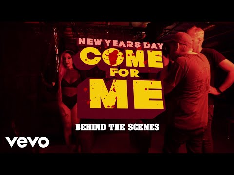SHROOM - New Years Day Come For Me Behind The Scenes [Video]