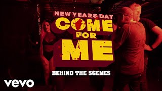 New Years Day - Come For Me (Behind The Scenes)