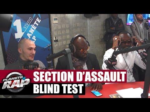 Blind Test Pour La Sexion D'Assaut #PlanèteRap