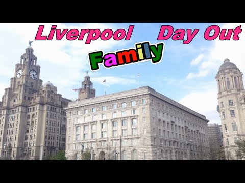 Liverpool Family Day Out