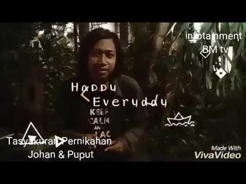 Tasyakuran Johan Puput JT Semut Biru By Djono Tehyar