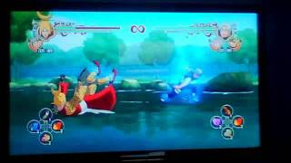 Bug Naruto Storm 2: Suis-moi je te fuis, Fuis moi  je te suis.
