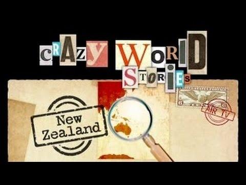 AKAROA - CRAZY WORLD STORIES (Documentary, Discovery, History)