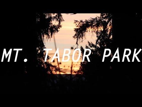 Sunset in the Park | MT TABOR PARK, PORTLAND