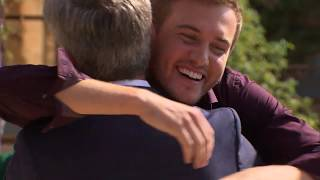 Peter Talks With His Parents At The Bachelor Mansion - The Bachelor Deleted Scene