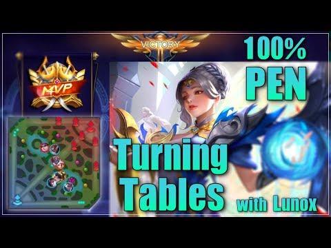 #9 S11 SoloQ Rank with Lunox | Mobile Legends: Bang Bang | zkael★ thumbnail