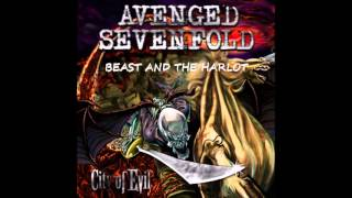 Avenged Sevenfold - Beast and the Harlot [Instrumental]