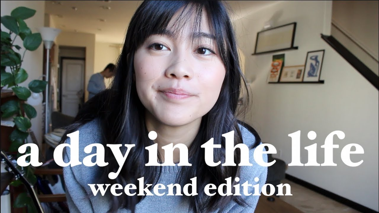 a day in the life of a software engineer | weekend edition