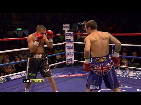 Kevin Mitchell vs John Murray HD Charles LcStovall