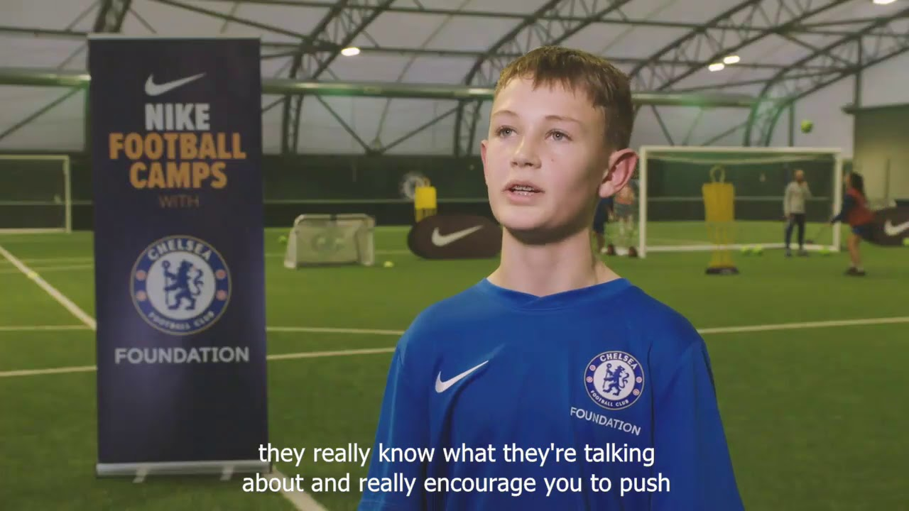 Nike Football Camps with Chelsea FC Foundation in the UK. Soccer Camps  International e23d532c1