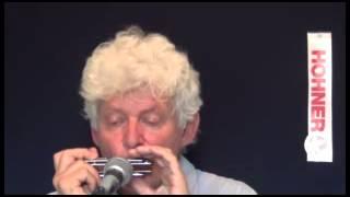 TIMS TINY TUNES #81: Jazz harmonica licks I Play along - level 1, beginner, blues, C7